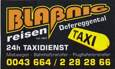 Taxi Blassnig