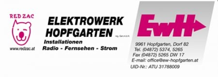 Elektrowerk-Hopfgarten