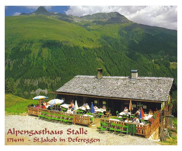 Alpe Stall